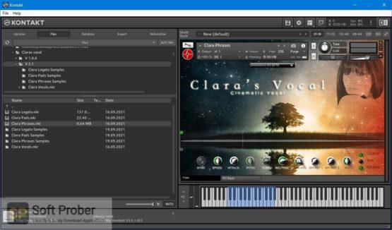 Findasound Clara's Vocal Direct Link Download Softprober.com