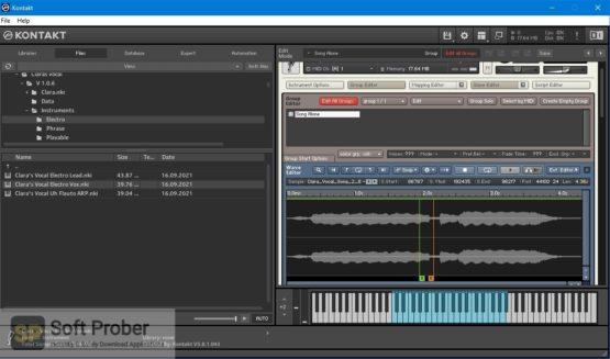 Findasound Clara's Vocal Offline Installer Download Softprober.com