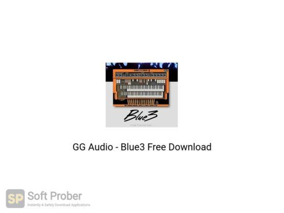GG Audio Blue3 Free Download Softprober.com