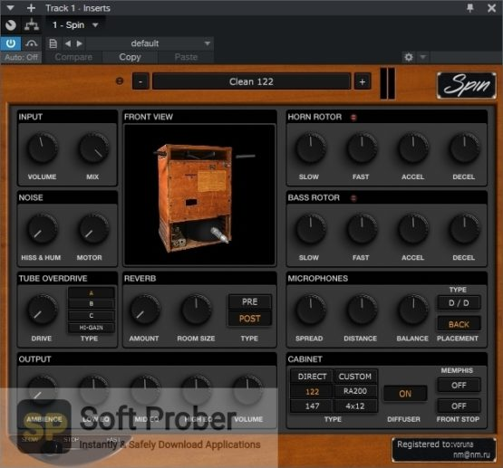 GG Audio Spin Direct Link Download Softprober.com