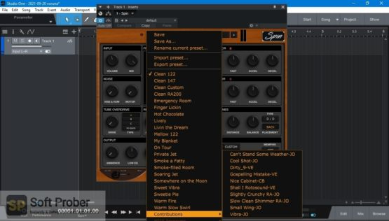 GG Audio Spin Latest Version Download Softprober.com