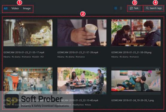 GOM Cam 2021 Direct Link Download Softprober.com