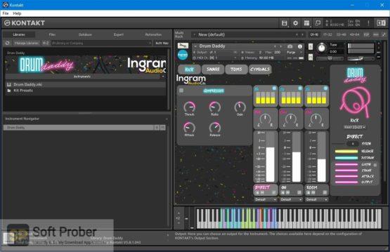 Ingram Audio Drum Daddy Latest Version Download Softprober.com