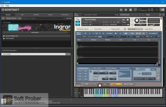 Ingram Audio Drum Daddy Offline Installer Download Softprober.com