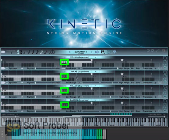 Kirk Hunter Studios Kinetic: String Motion Engine Latest Version Download Softprober.com
