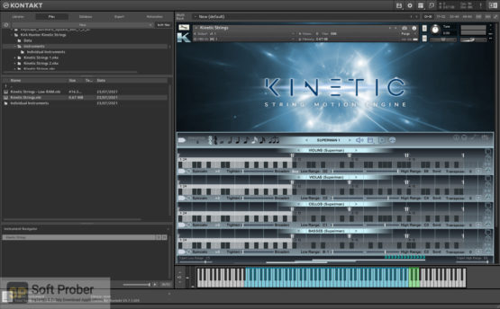 Kirk Hunter Studios Kinetic: String Motion Engine Offline Installer Download Softprober.com