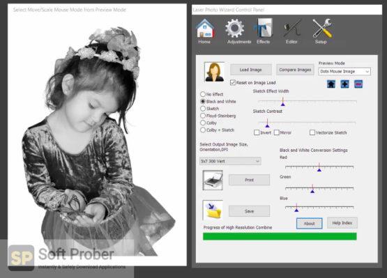 Laser Photo Wizard Professional 2021 Direct Link Download Softprober.com