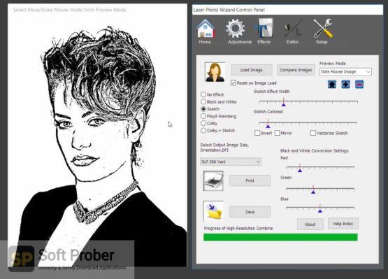Laser Photo Wizard Professional 2021 Latest Version Download Softprober.com