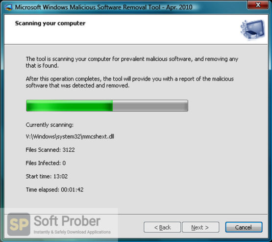 Microsoft Malicious Software Removal Tool 2021 Latest Version Download Softprober.com