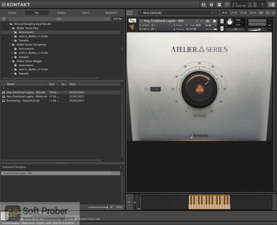 Musical Sampling Vocal Bundle (KONTAKT) Direct Link Download Softprober.com