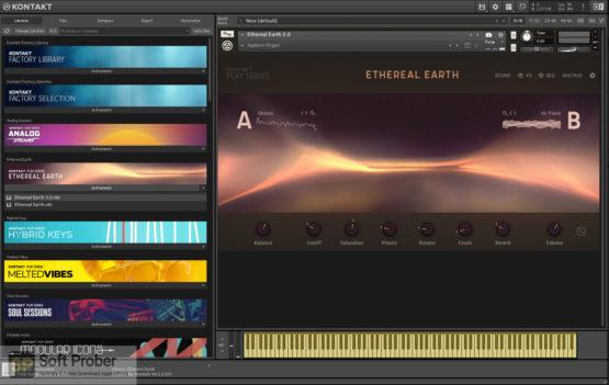 Native Instruments Ethereal Earth Offline Installer Download Softprober.com