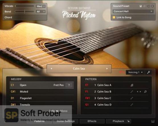 Native Instruments Session Guitarist Picked Nylon Direct Link Download Softprober.com