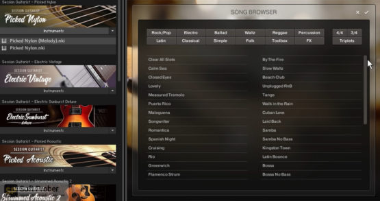 Native Instruments Session Guitarist Picked Nylon Latest Version Download Softprober.com