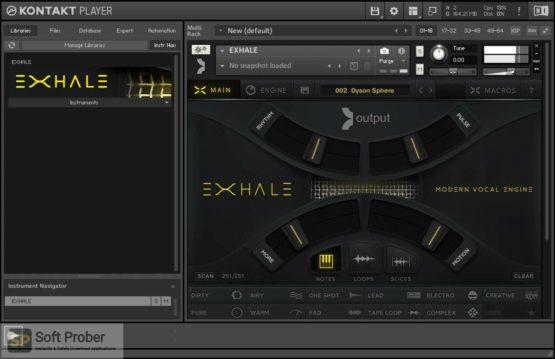Output Exhale (KONTAKT) Offline Installer Download Softprober.com