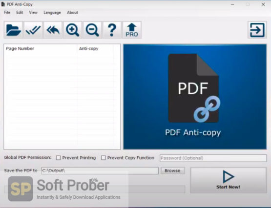 PDF Anti Copy Pro 2021 Direct Link Download Softprober.com