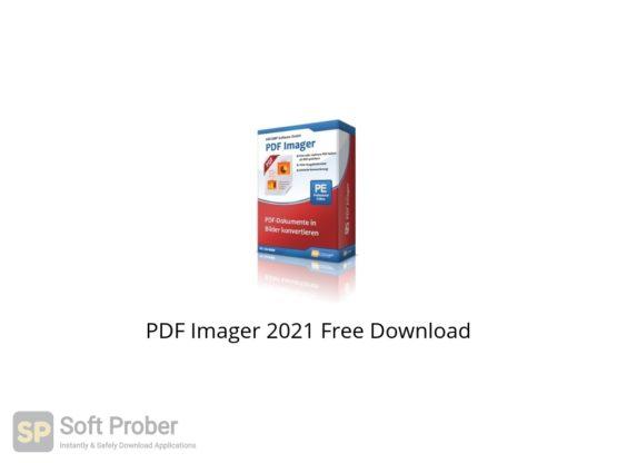 PDF Imager 2021 Free Download Softprober.com