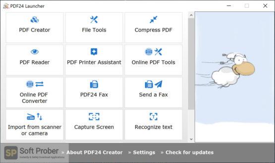 PDF24 Creator 2021 Direct Link Download Softprober.com