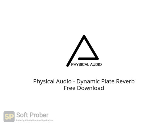 Physical Audio Dynamic Plate Reverb Free Download Softprober.com