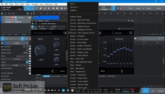 Physical Audio Dynamic Plate Reverb Latest Version Download Softprober.com