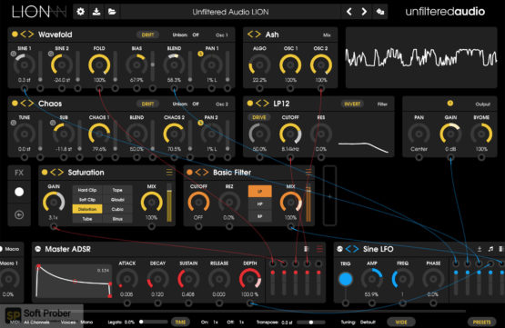 Plugin Alliance & Unfiltered Audio LION Latest Version Download Softprober.com