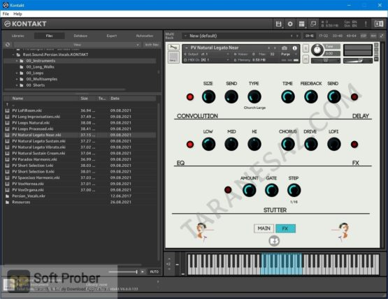 Rast Sound Persian Vocals (KONTAKT) Latest Version Download Softprober.com