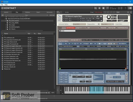 Rast Sound Persian Vocals (KONTAKT) Offline Installer Download Softprober.com