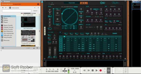 Rob Papen Synths Plugins Bundle Reason RE 2021 Latest Version Download Softprober.com