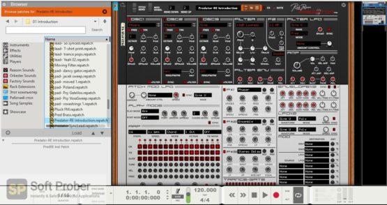 Rob Papen Synths Plugins Bundle Reason RE 2021 Offline Installer Download Softprober.com