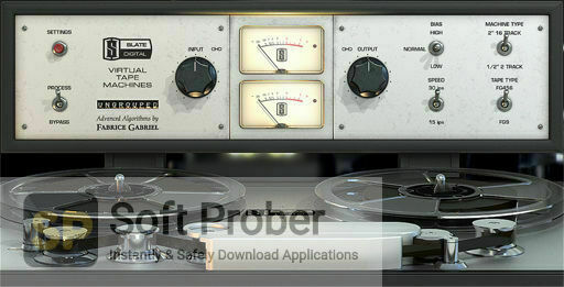 Slate Digital Virtual Tape Machines Direct Link Download Softprober.com