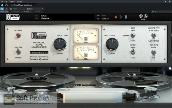 Slate Digital Virtual Tape Machines Latest Version Download Softprober.com