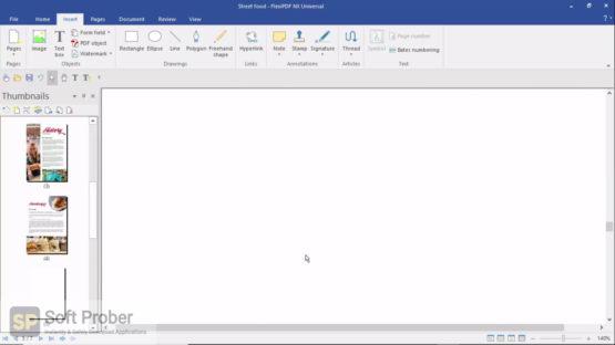 SoftMaker FlexiPDF 2022 Professional Offline Installer Download Softprober.com