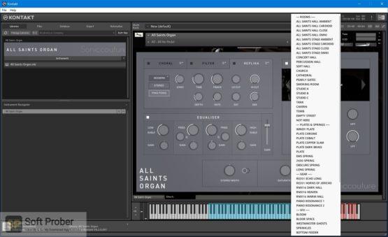 Soniccouture ALL SAINTS ORGAN Latest Version Download Softprober.com
