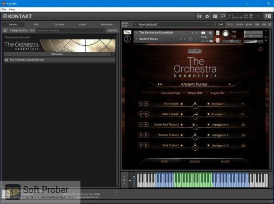 Sonuscore The Orchestra Essentials Direct Link Download Softprober.com