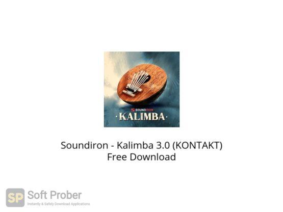 Soundiron Kalimba 3.0 (KONTAKT) Free Download Softprober.com