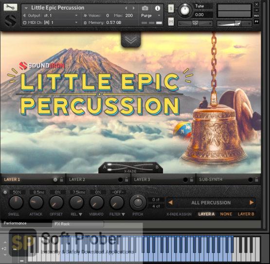 Soundiron Little Epic Percussion Direct Link Download Softprober.com