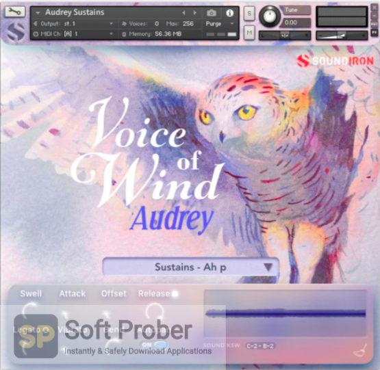 Soundiron Voice of Wind: Audrey Direct Link Download Softprober.com