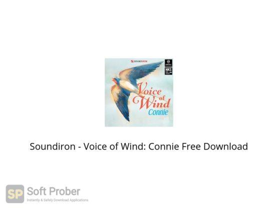Soundiron Voice of Wind: Connie Free Download Softprober.com