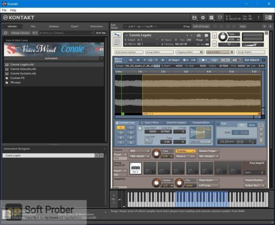 Soundiron Voice of Wind: Connie Offline Installer Download Softprober.com