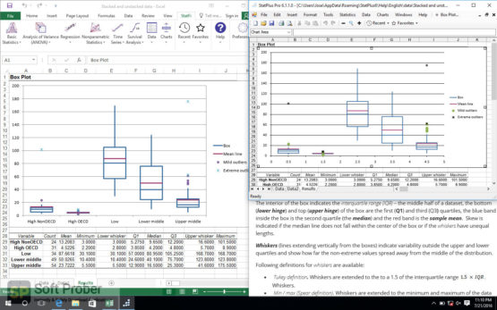 StatPlus Pro 2021 Latest Version Download Softprober.com