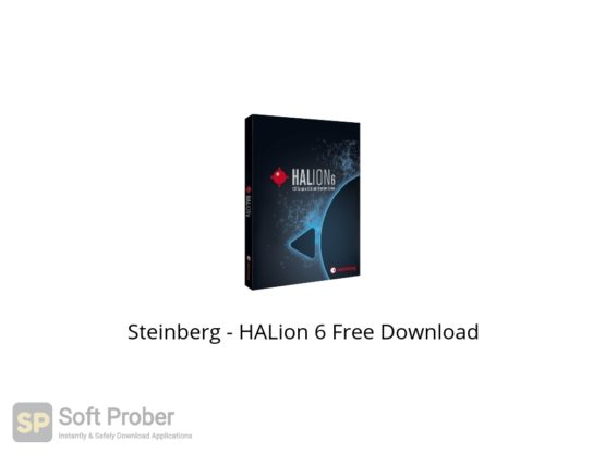 Steinberg HALion 6 Free Download Softprober.com