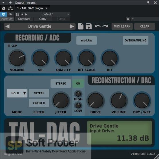 TAL Software Synths Plugin Bundle 2021 Offline Installer Download Softprober.com