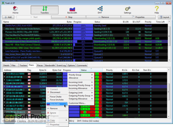 Tixati 2021 Latest Version Download Softprober.com