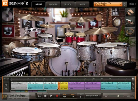 Toontrack In The Pocket EZX Direct Link Download Softprober.com