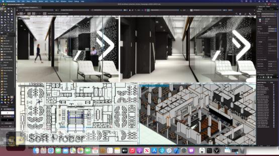 Vectorworks 2022 SP0 Direct Link Download Softprober.com