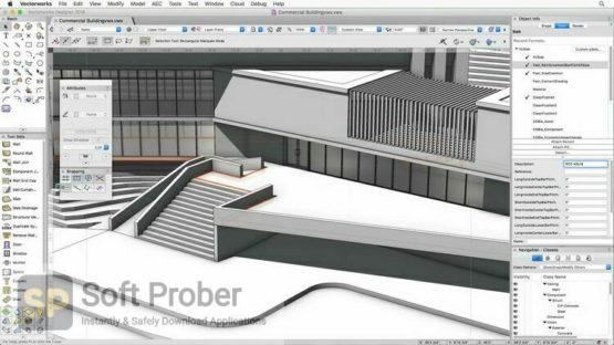 Vectorworks 2022 SP0 Latest Version Download Softprober.com