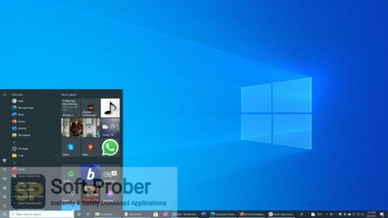 Windows 10 Version 21H1 September 2021 Direct Link Download Softprober.com