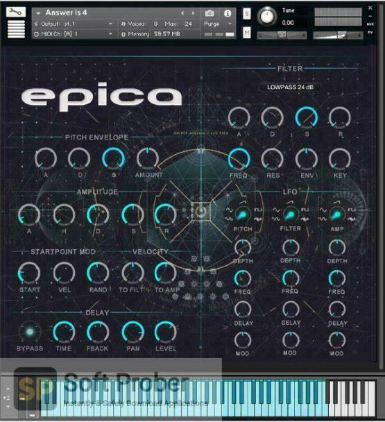 Zero G EPICA Redux Direct Link Download Softprober.com