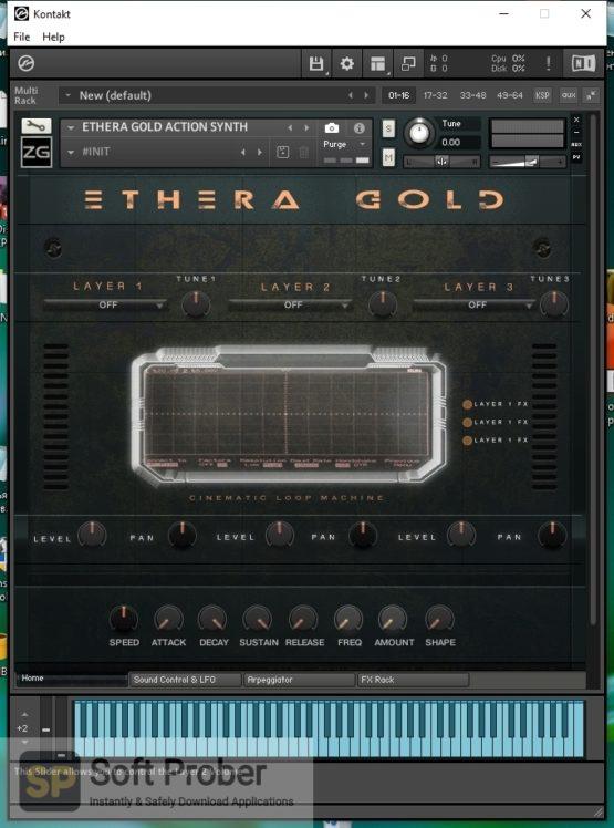Zero G ETHERA Gold (KONTAKT) Direct Link Download Softprober.com