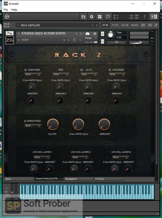 Zero G ETHERA Gold (KONTAKT) Latest Version Download Softprober.com