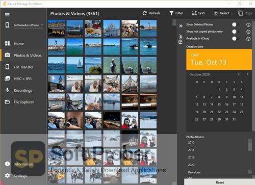 iDevice Manager Pro Edition 2021 Direct Link Download Softprober.com